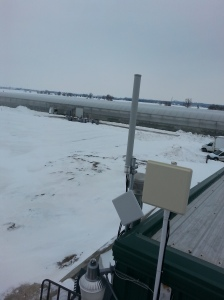 Wireless Backhaul