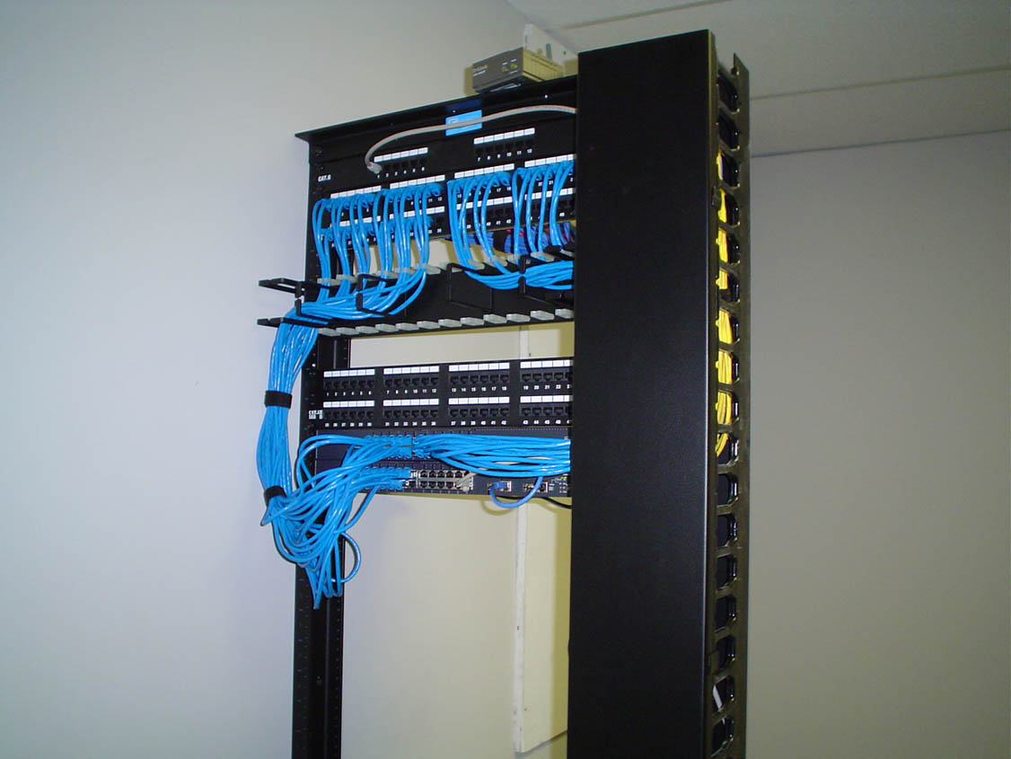 Cat5e Wiring Rack - DIY Enthusiasts Wiring Diagrams •