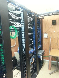 Data Rack HTC Ohio