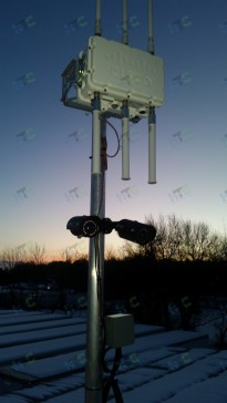 Cisco Outdoor WiFi WLAN Systems Ohio